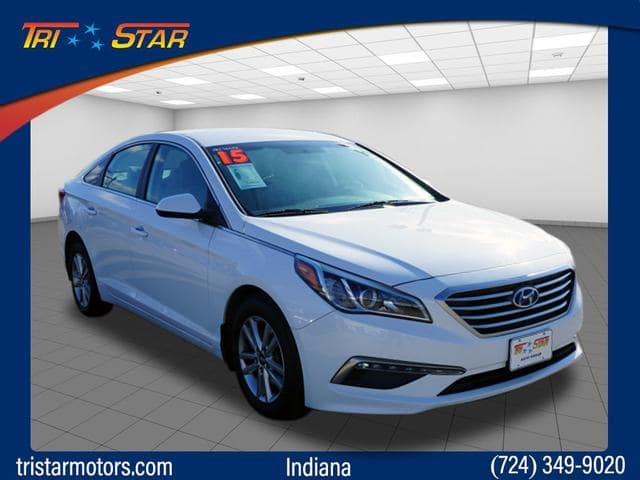 Pre-Owned 2015 Hyundai Sonata SE FWD SE 4dr Sedan