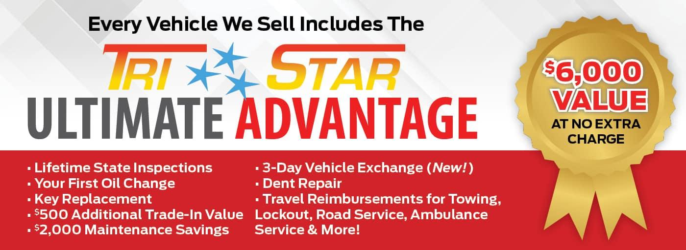 Tri-Star Ultimate Advantage