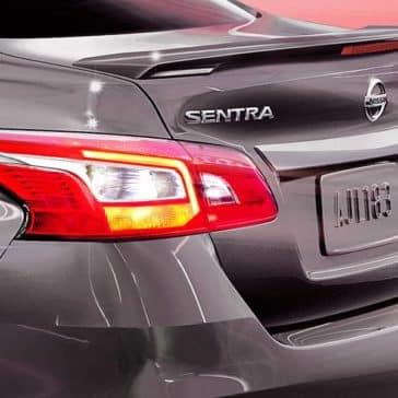 2019 Nissan Sentra Taillight