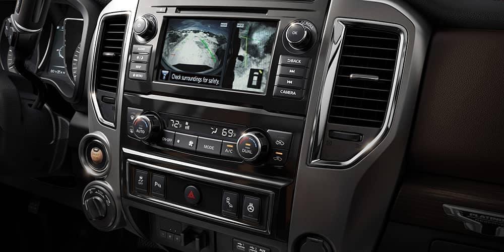 2019 Nissan Titan Technology