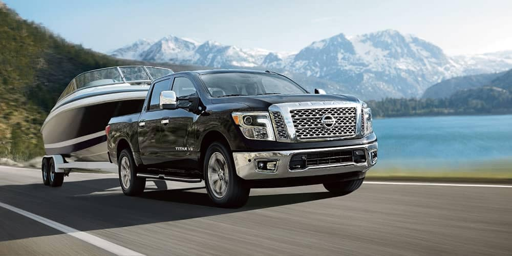 2019 Nissan Titan Towing
