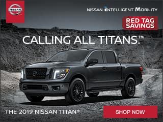New 2019 Nissan Titan S 4WD