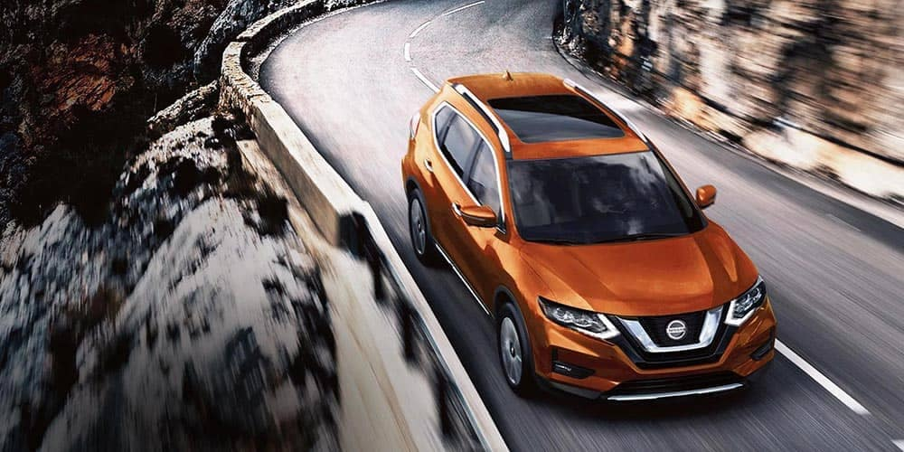 2020 Nissan Rogue Performance