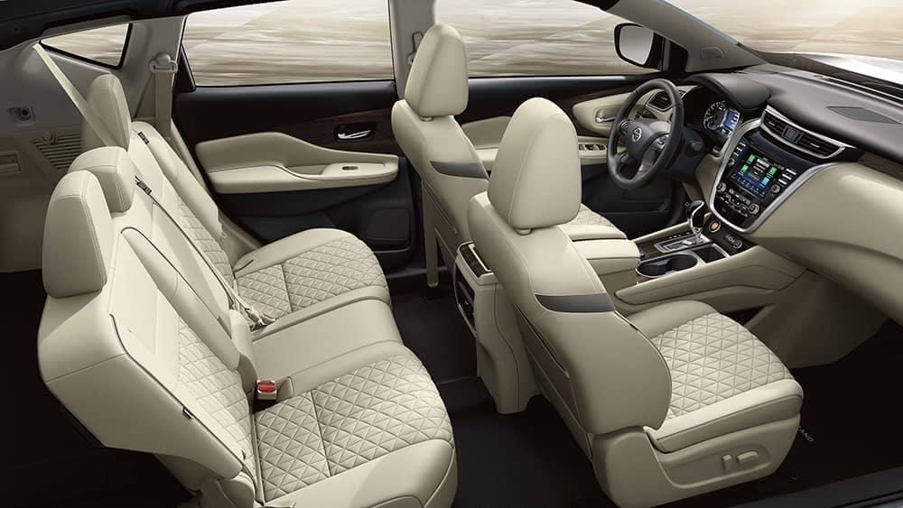2020 Nissan Murano Seating