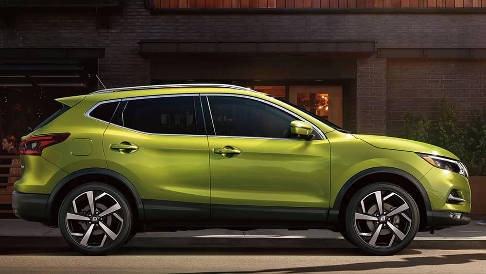 2020 Nissan Rogue Sport Side View