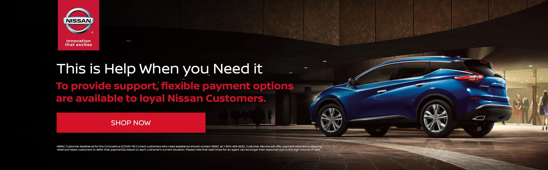Nissan is Here for You