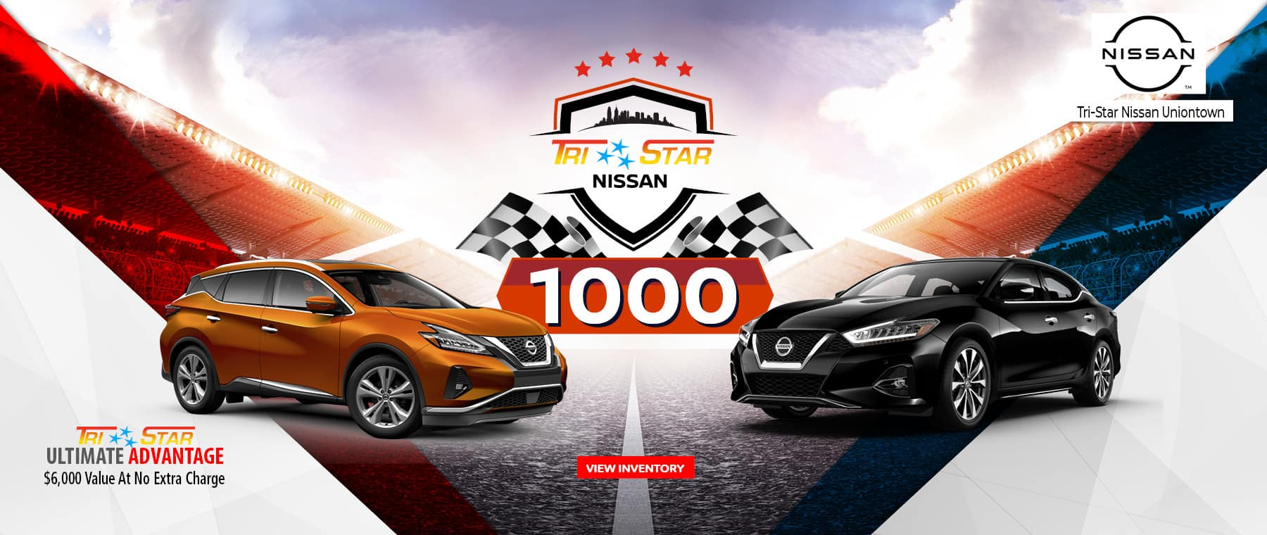 Race to 1000 Tri-Star Nissan