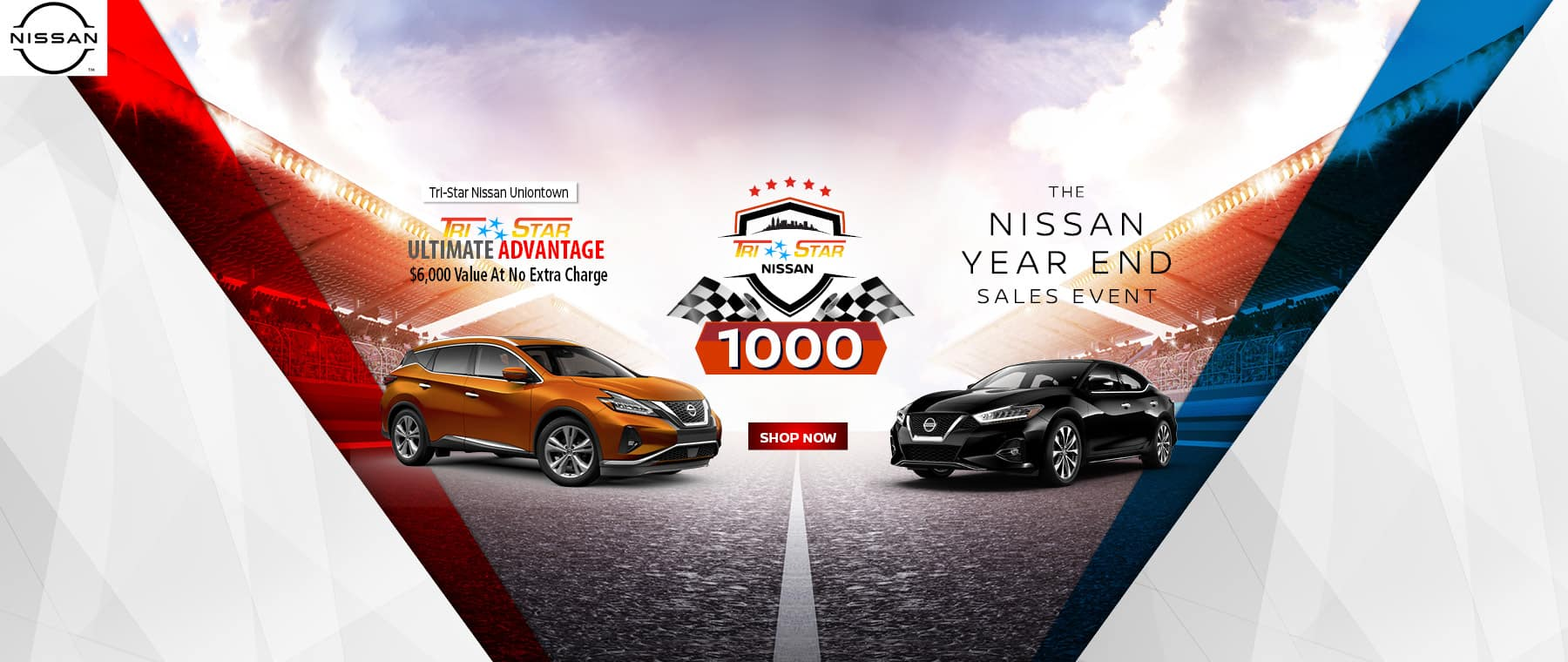 The Nissan Year End Sales Event