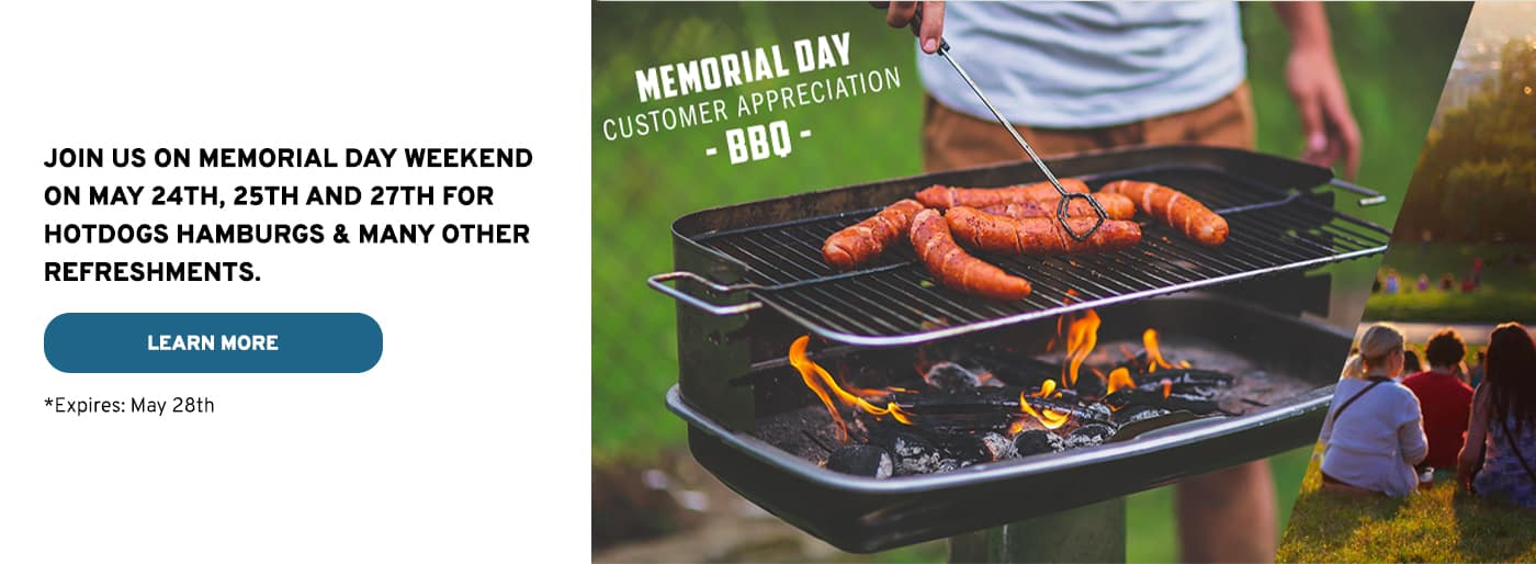 Memorial-Day BBQ