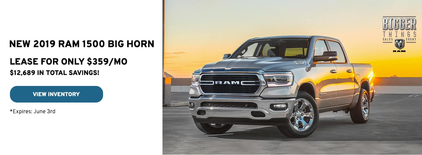 The All-new Ram 1500 Big Horn