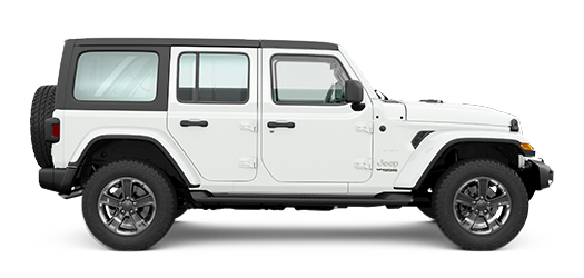 Wrangler Unlimited North Edition