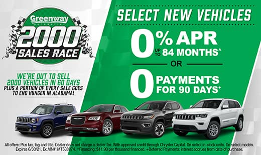 Up to 0% APR
