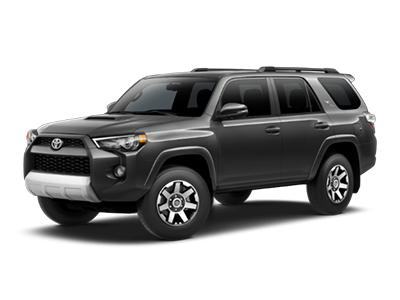 Toyota 4Runner at Ventura Toyota dealership near Thousand Oaks