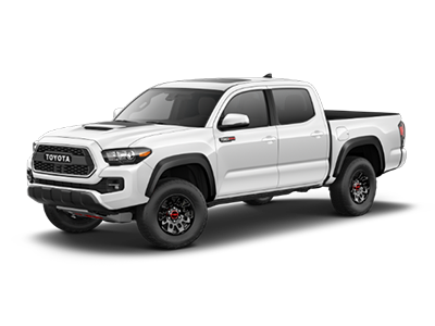 Toyota Tacoma at Ventura Toyota dealership near Oxnard