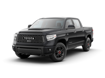 Toyota Tundra at Ventura Toyota dealership near Thousand Oaks