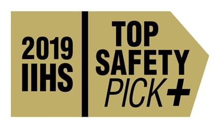 new Toyota RAV4 2019 IIHS Top Safety Pick award