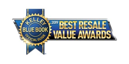 2019 Toyota 4Runner received best revalue value top 10 award