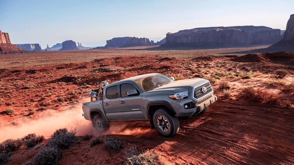 new 2019 Toyota Tacoma horsepower vs the competition