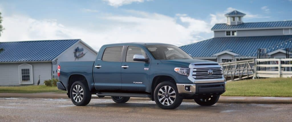 New 2019 Toyota Tundra truck for sale vs the competition at Ventura Toyota dealership near Oxnard