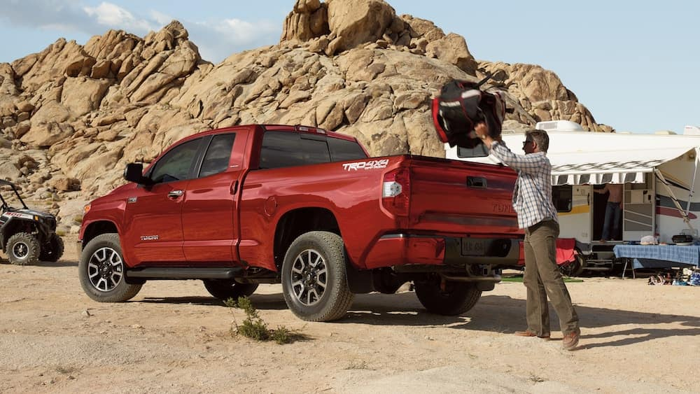 new 2019 Toyota Tundra maintenance warranty vs the competition