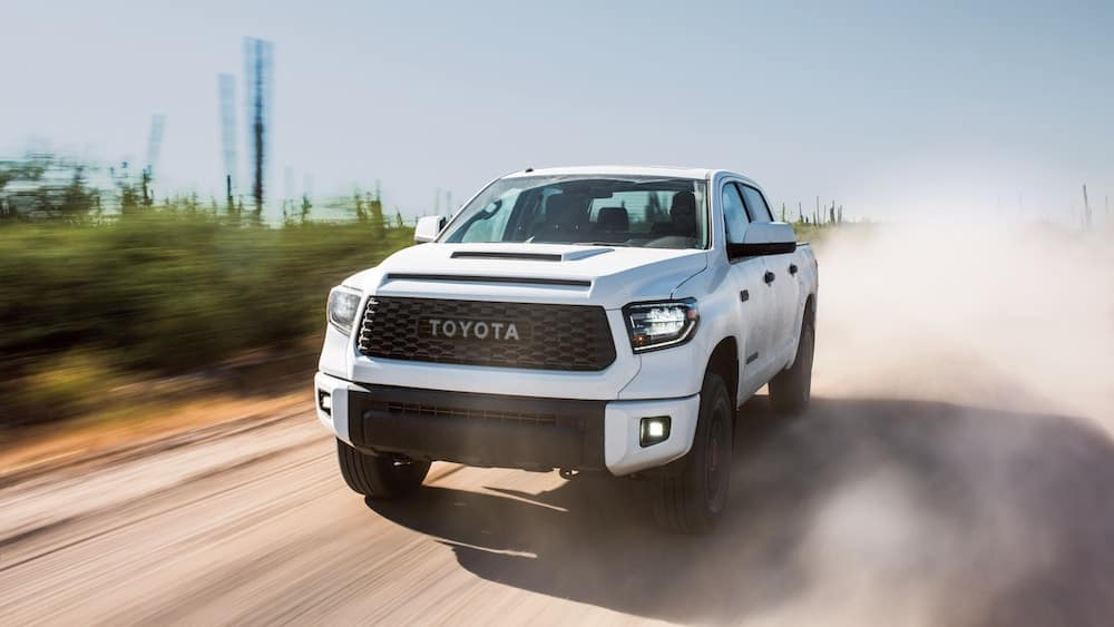 new 2019 Toyota Tundra 0-60 mph time vs the competition
