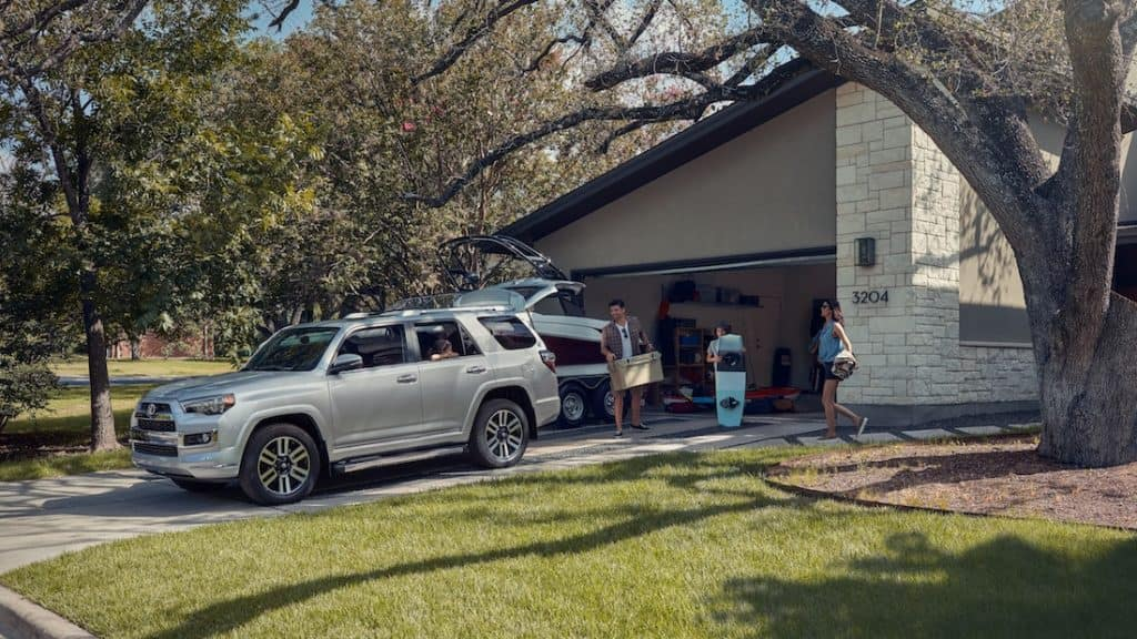 new 2019 Toyota 4Runner warranty vs the competition