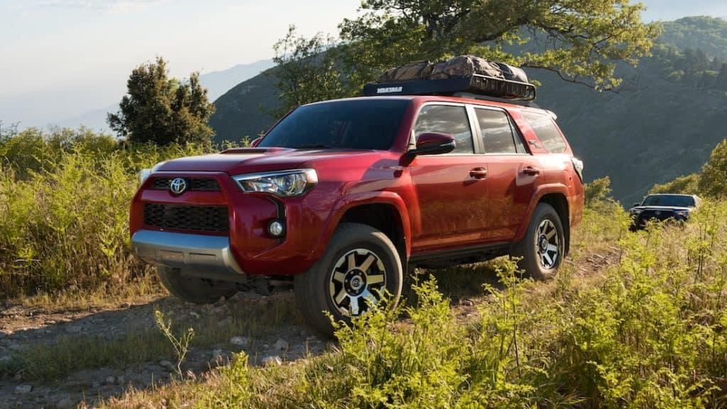 new 2019 Toyota 4Runner horsepower vs the competition