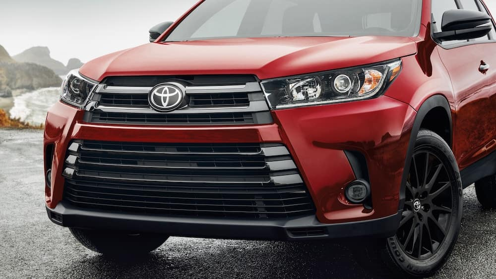 new 2019 Toyota Highlander warranty vs the competition