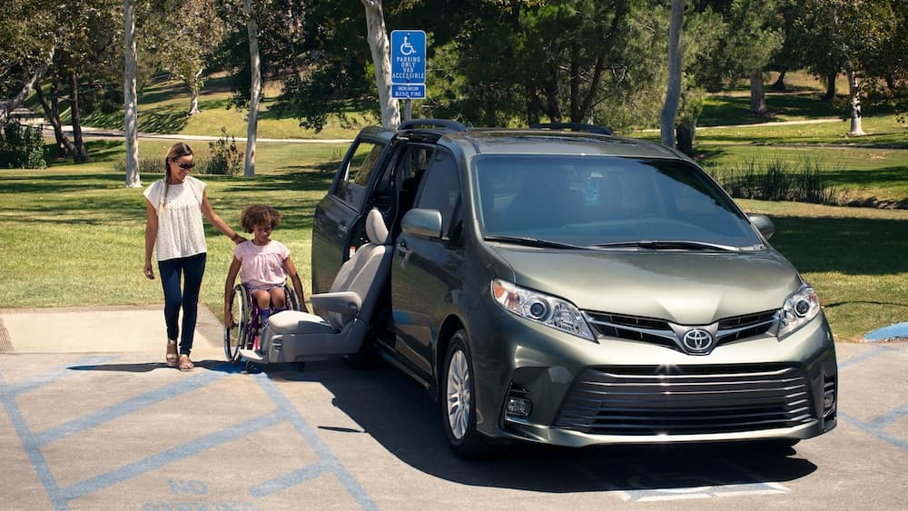 new 2019 Toyota Sienna warranty vs the competition