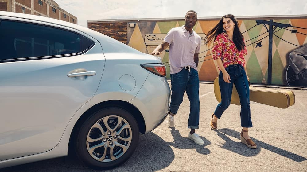 new 2019 Toyota Yaris warranty vs the competition