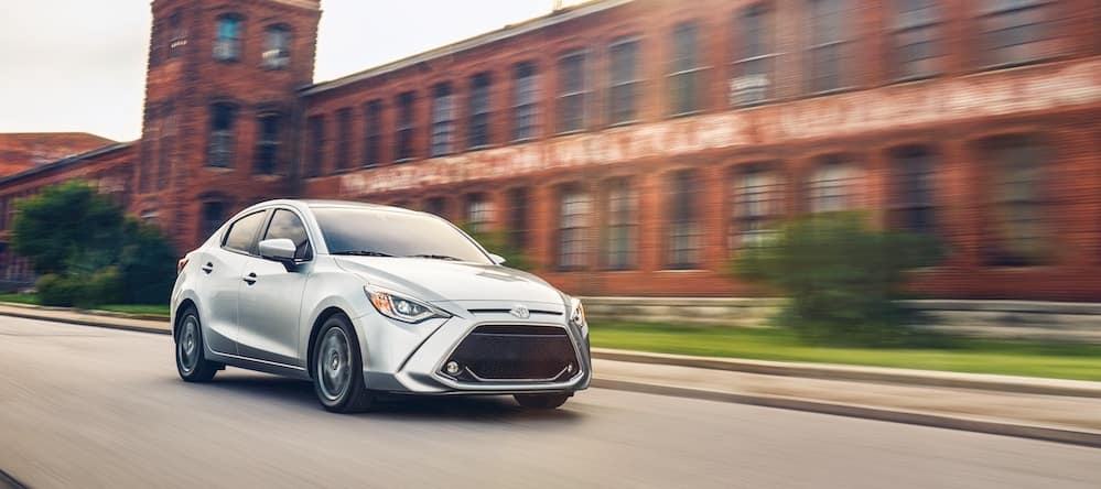 new 2019 Toyota Yaris fuel economy vs the competition
