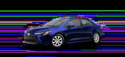 2020 Toyota Corolla LE car for sale at Ventura Toyota dealership near Thousand Oaks