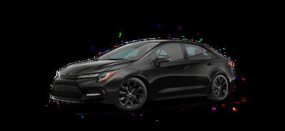 2020 Toyota Corolla SE Nightshade Edition car for sale at Ventura Toyota dealership near Santa Barbara