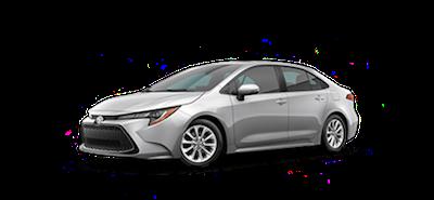 2020 Toyota Corolla XLE car for sale at Ventura Toyota dealership near Oxnard