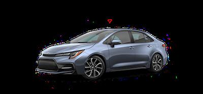 2020 Toyota Corolla XSE car for sale at Ventura Toyota dealership near Thousand Oaks