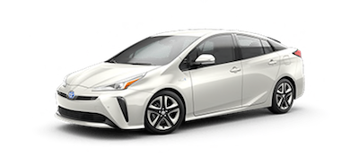 2020 Toyota Prius Limited electric vehicle for sale at Ventura Toyota dealership near Camarillo