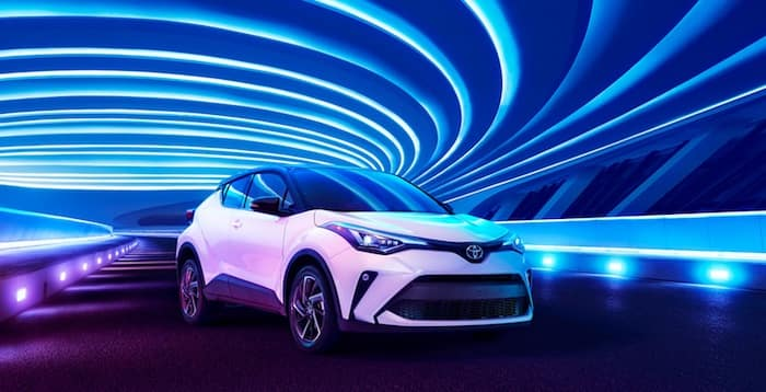 2020 Toyota C-HR 2.0-liter 4-cylinder engine