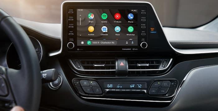 2020 Toyota C-HR Android Auto