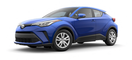 2020 Toyota C-HR L model for sale at Ventura Toyota near Oxnard