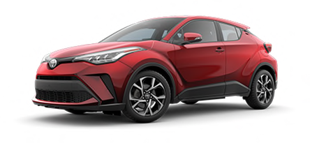 2020 Toyota C-HR LE model for sale at Ventura Toyota near Thousand Oaks