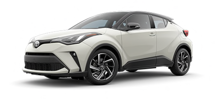 2020 Toyota C-HR XLE model for sale at Ventura Toyota near Santa Barbara