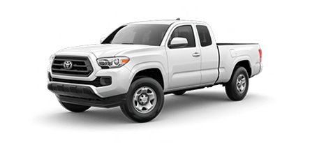 2020 Toyota Tacoma SR model for sale at Ventura Toyota near Oxnard