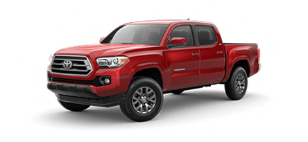 2020 Toyota Tacoma SR5 model for sale at Ventura Toyota near Thousand Oaks