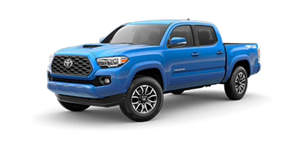 2020 Toyota Tacoma TRD Sport model for sale at Ventura Toyota near Santa Barbara