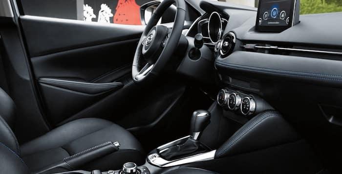 2020 Toyota Yaris interior design