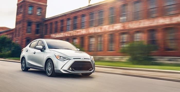 2020 Toyota Yaris performance