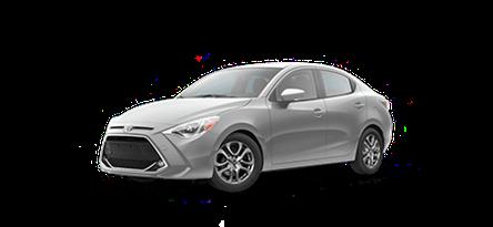 2020 Toyota Yaris XLE model for sale at Ventura Toyota near Santa Barbara