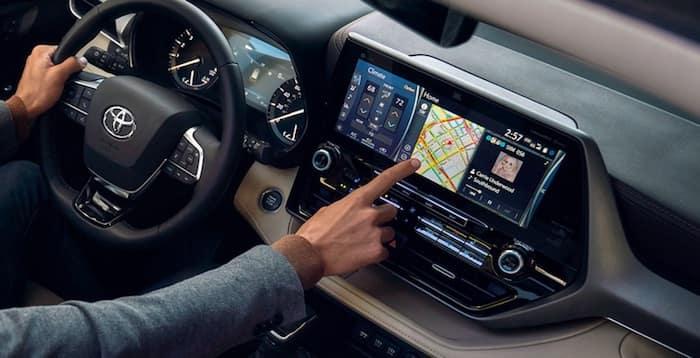 2020 Toyota Highlander SiriusXM® All Access 3-month trial