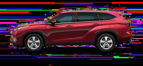 2020 Toyota Highlander LE model for sale at Thousand Oaks