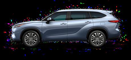 2020 Toyota Highlander Platinum model for sale at Woodland Hills